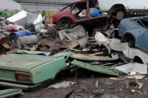 Утилизация автомобилей в 2013 году